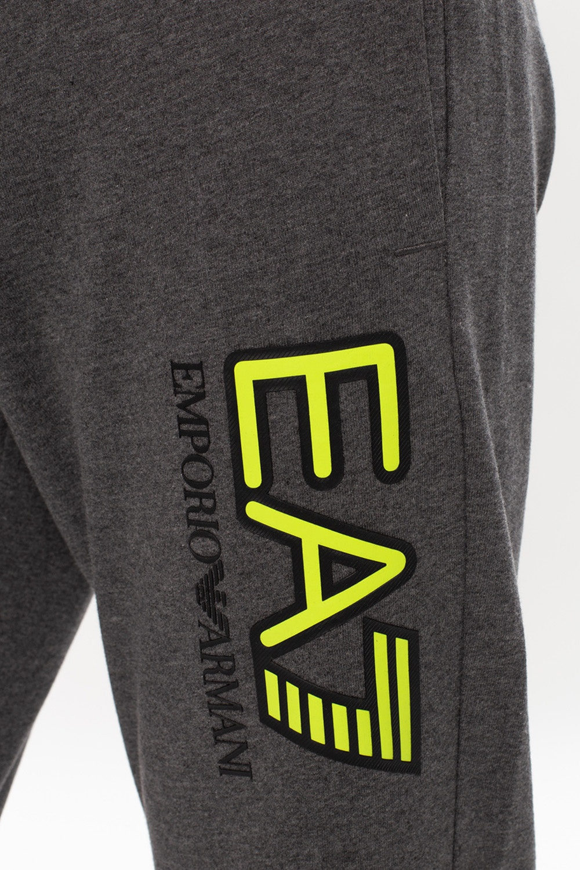 EA7 Emporio Armani Logo sweatpants