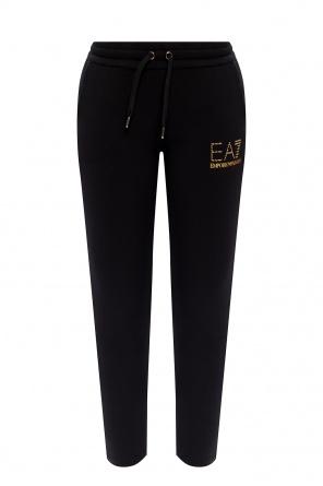 Logo sweatpants od EA7 Emporio Armani