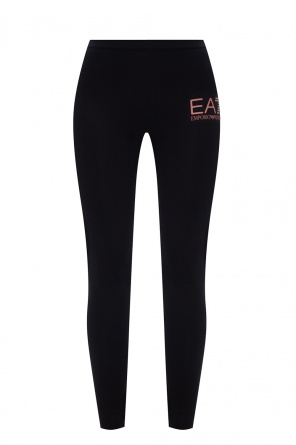 Leggings with logo od EA7 Emporio Armani