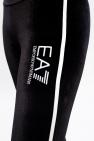 EA7 Emporio Armani Legginsy z logo