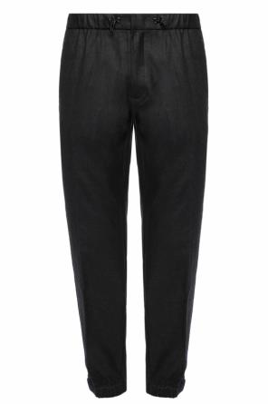 Side-stripe trousers od Emporio Armani