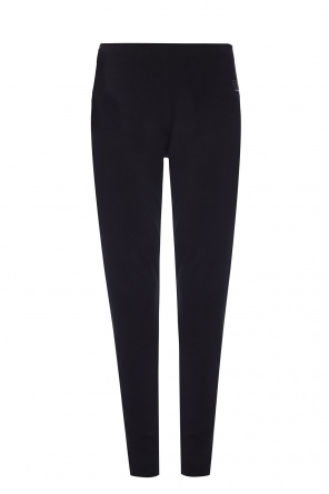 Leggings with logo od EA7 Emporio Armani