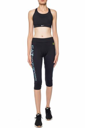 High-waisted leggings od EA7 Emporio Armani