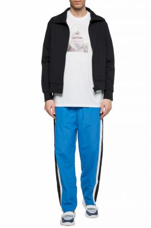 Branded track pants od Burberry