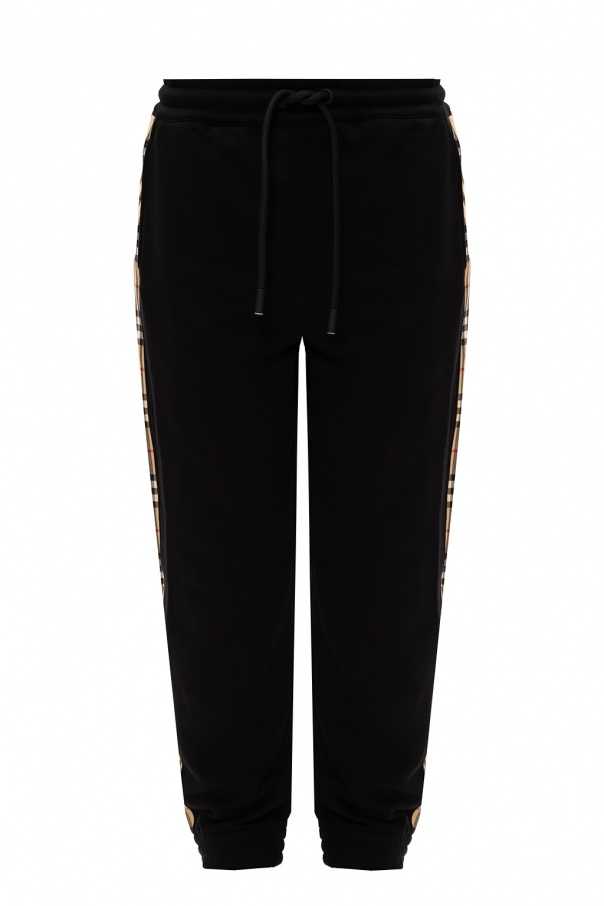 Burberry Trousers with logo