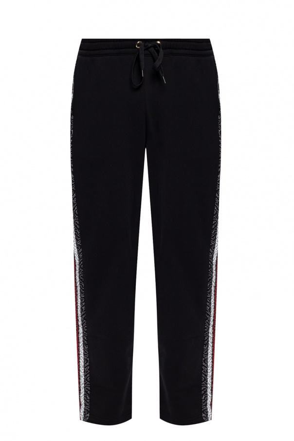 Burberry Sweatpants with logo