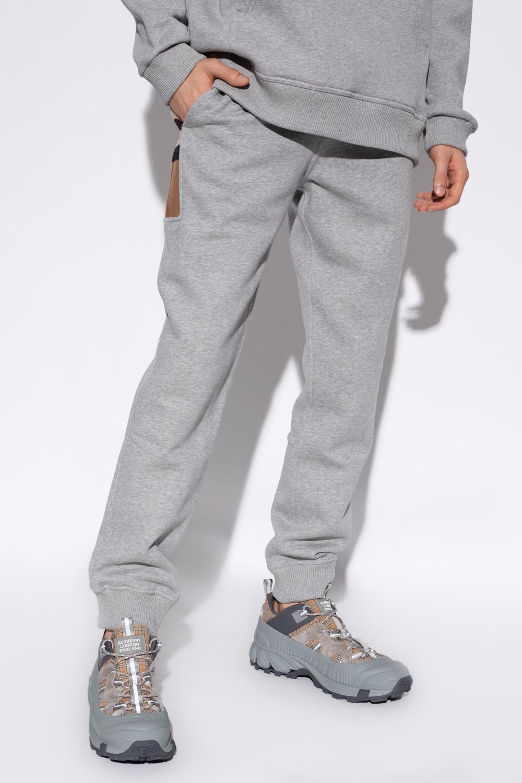 Burberry Cotton sweatpants