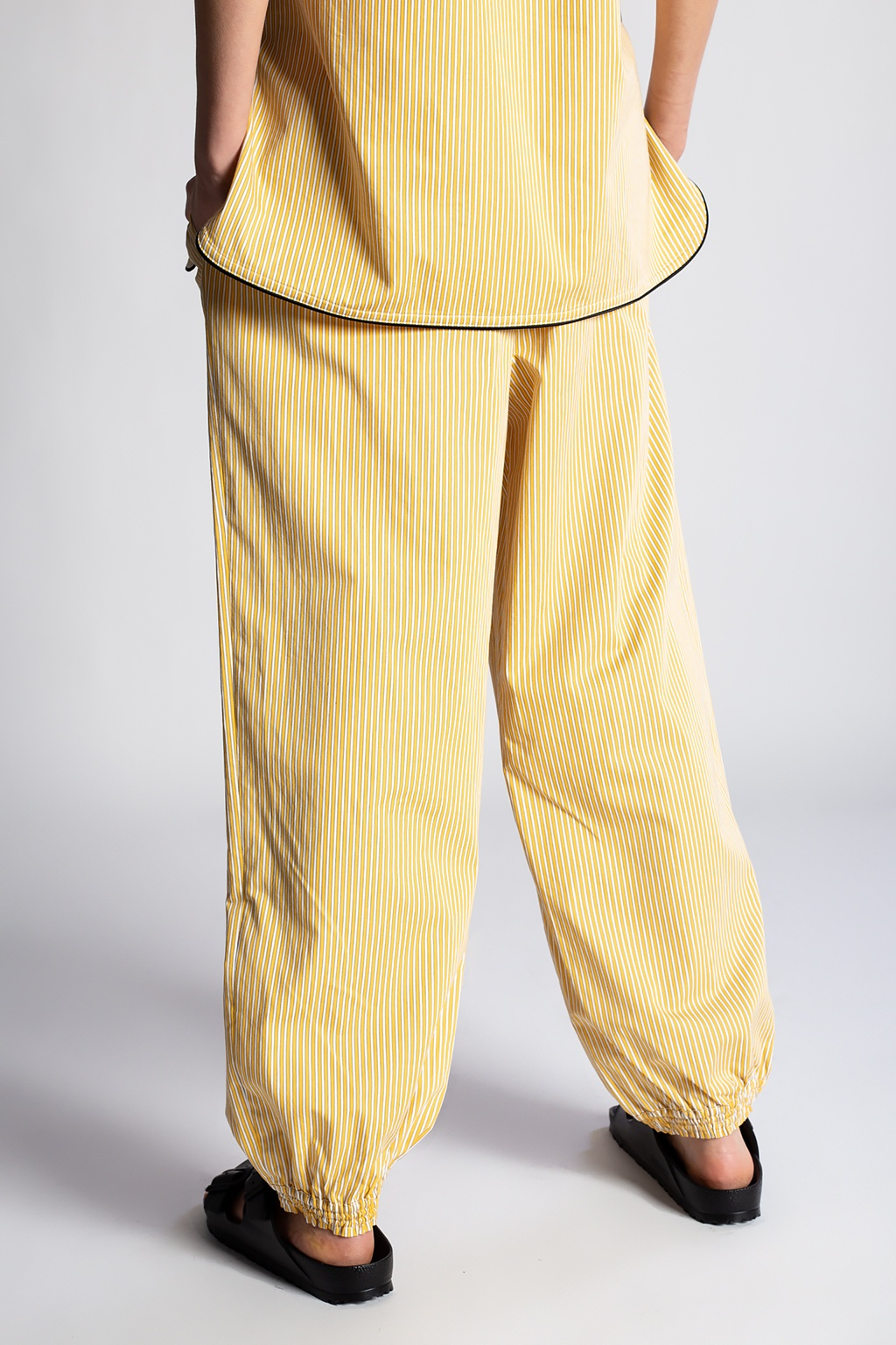 Tory Burch Striped trousers