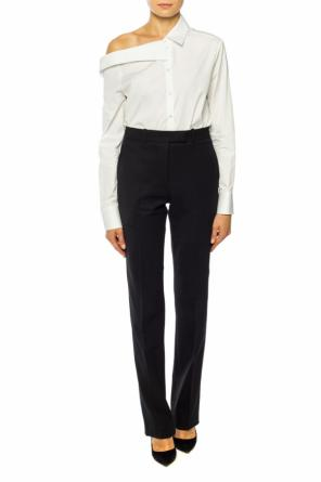 Pleat-front trousers od Calvin Klein