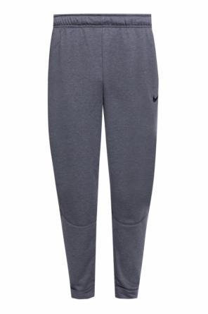 Logo-embroidered sweatpants od Nike