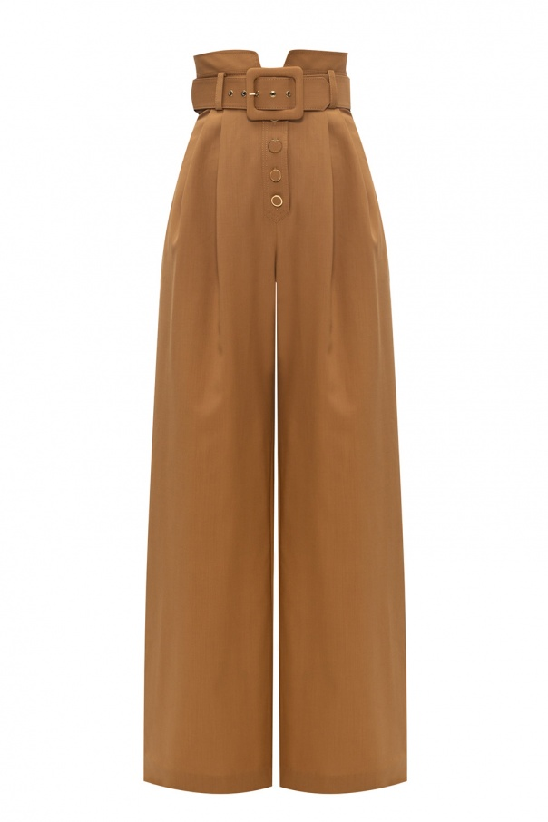 Zimmermann Wide-legged trousers