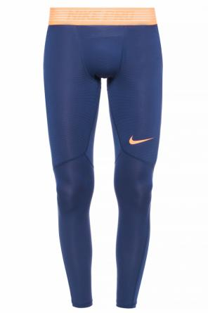 Logo-printed leggings od Nike