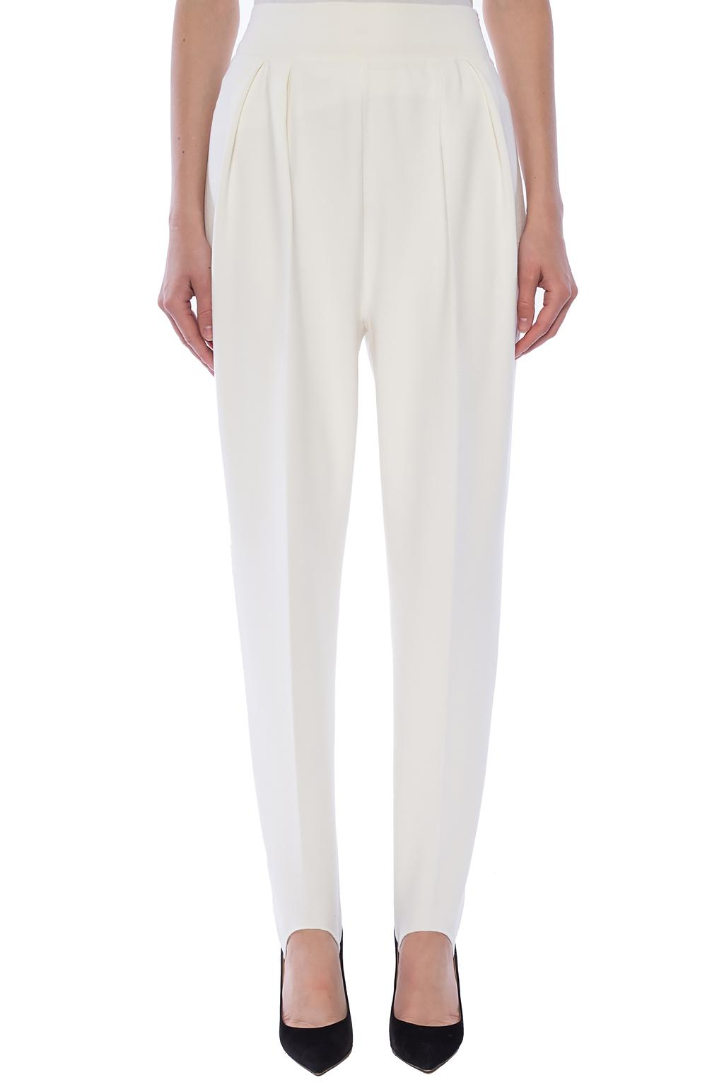 Alaia Wool trousers with vents