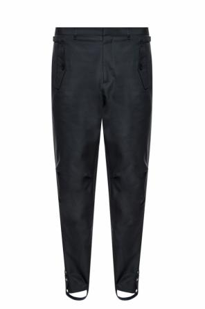 Trousers with straps od Dior