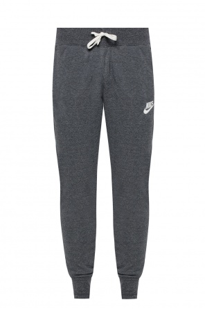 Sweatpants with a logo od Nike