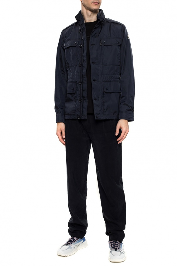 Silk trousers od Giorgio Armani