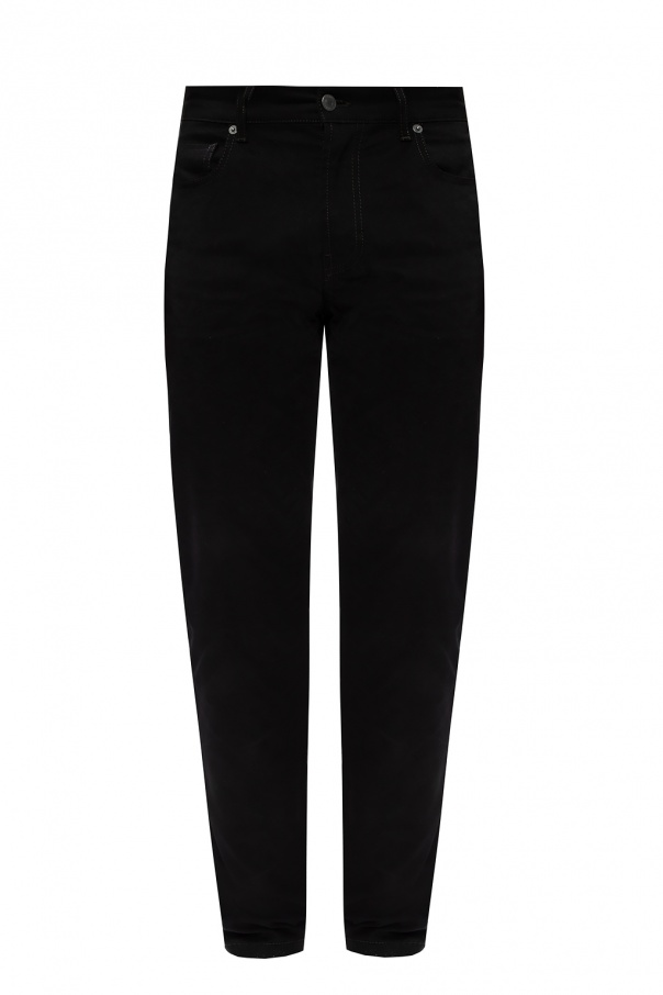 Moschino Patched trousers