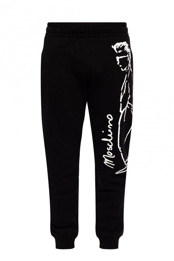 Moschino Sweatpants with logo