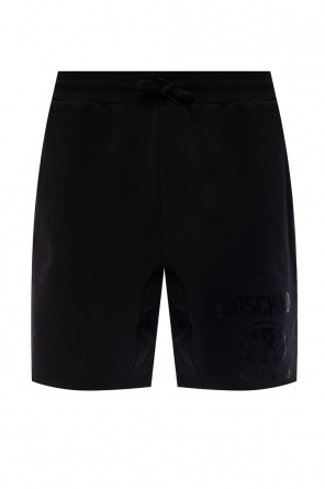 Shorts with logo od Moschino