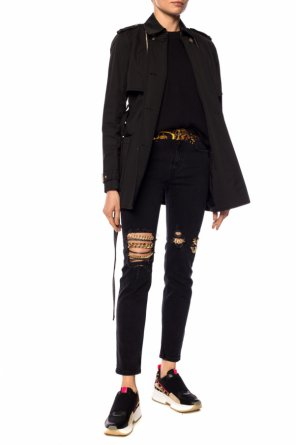 Baroque motif jeans od Versace Jeans Couture