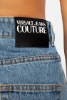 Versace Jeans Couture High-waisted jeans