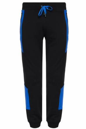 Elasticated cuff sweatpants od Versace Jeans