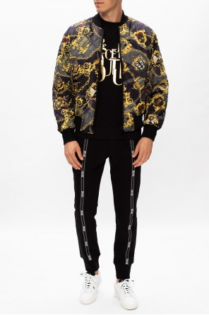 Logo sweatpants od Versace Jeans Couture