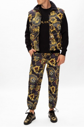 Patterned trousers od Versace Jeans Couture