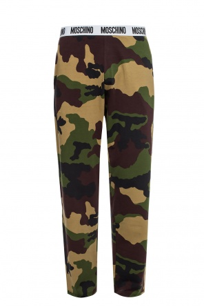 Branded sweatpants od Moschino
