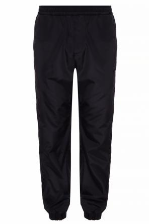 Side-stripe sweatpants od Versace