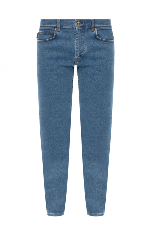 Versace Tapered leg jeans