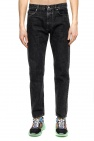 Versace Distressed jeans