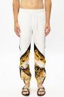 Versace Patterned sweatpants