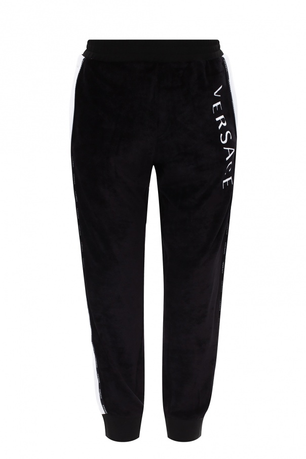Versace Velour sweatpants
