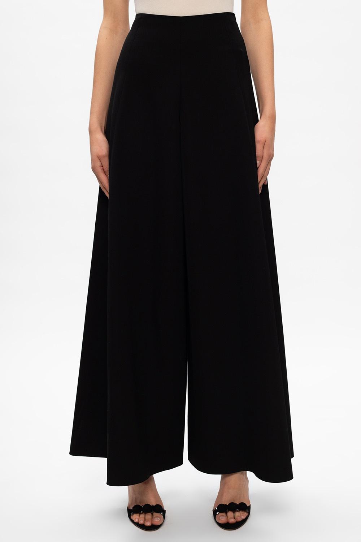 Alaia Wide leg trousers