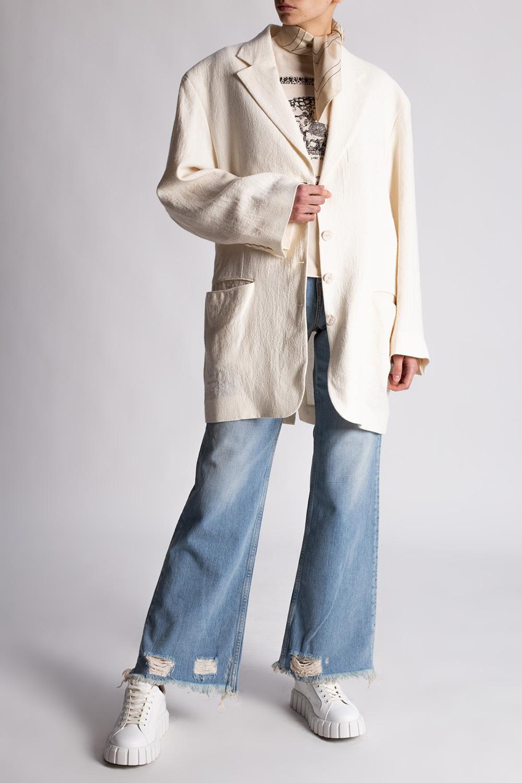 Acne Studios High-waisted jeans