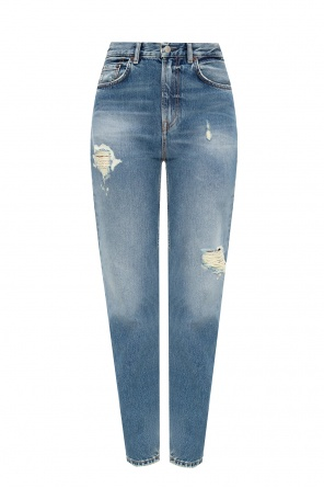Distressed jeans od Acne