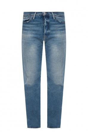 Distressed jeans od Acne Studios