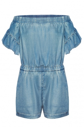 'adela chambray' denim jumpsuit od AllSaints