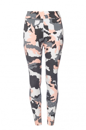 Leggings with a printed logo od Nike