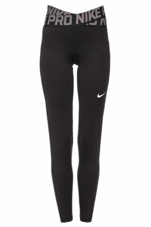 High-waisted leggings od Nike