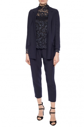 'aleida' loose-fitting trousers od AllSaints