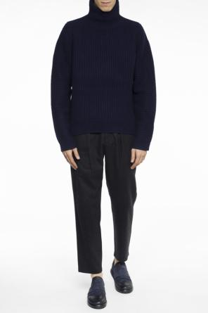 Cropped trousers od Acne
