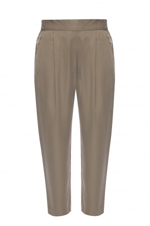 'alva' loose-fitting trousers od AllSaints