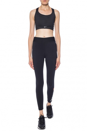 Training leggings with a high waist od Nike