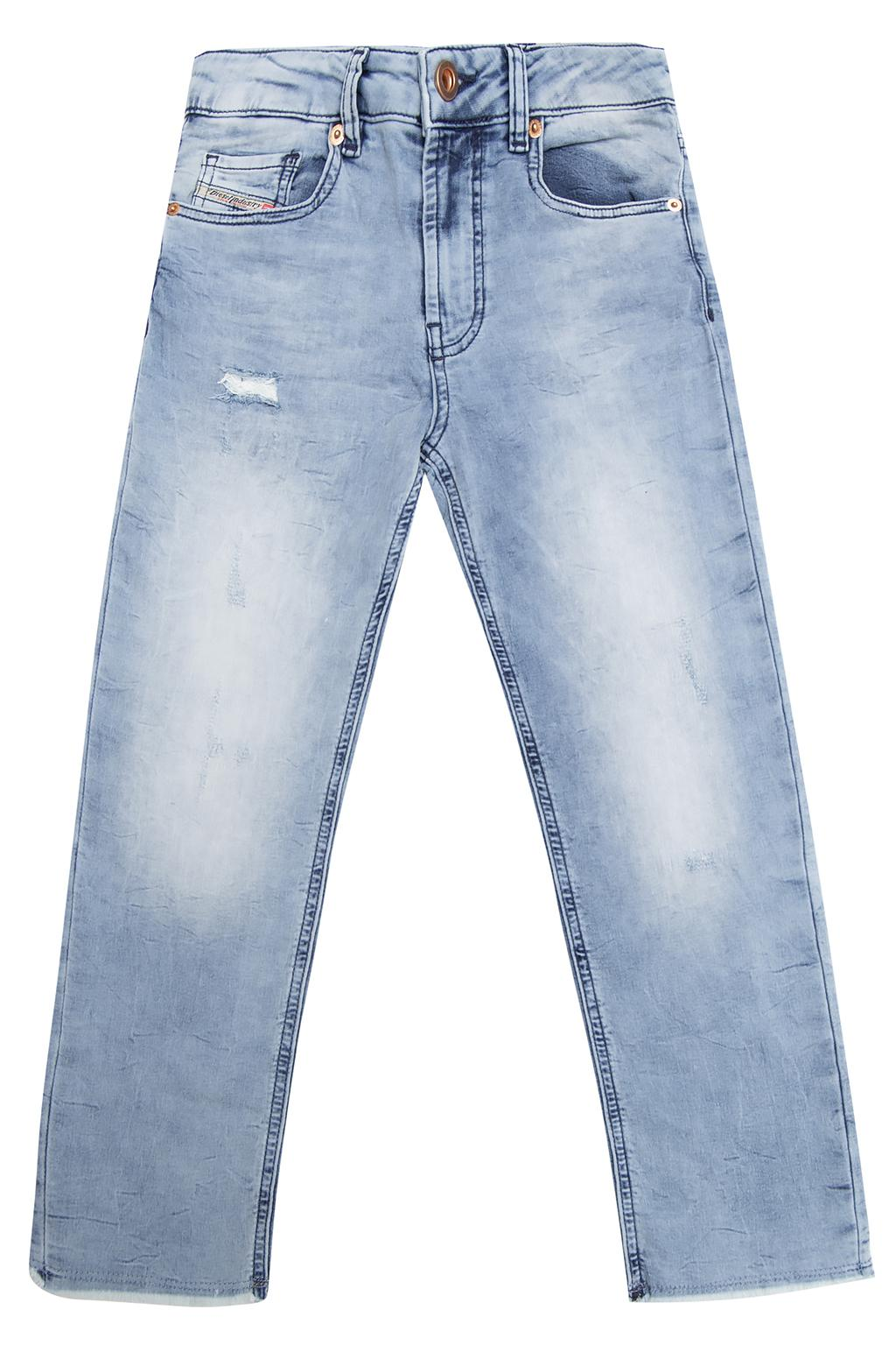 Diesel Kids 'Aryel' stonewashed jeans