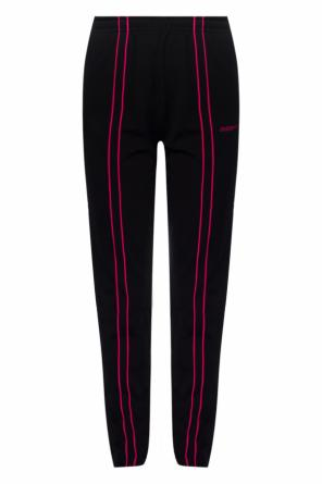 Embroidered logo sweatpants od MISBHV