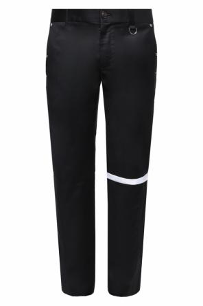 Trousers with stitching od Icosae