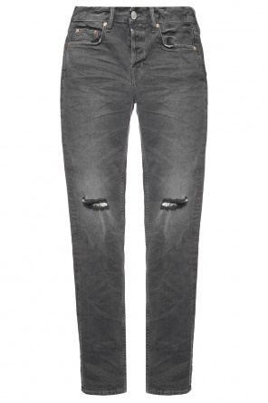 'bannock' jeans with holes od AllSaints