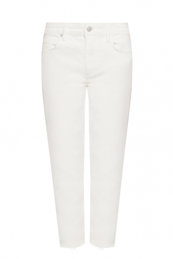 AllSaints 'Barely' frayed jeans